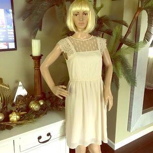 Beige H&M dress